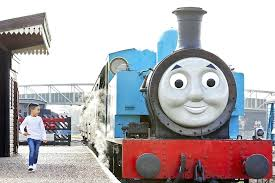 picture of thomas the train day out with thomas train picture frame rot
