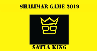 Shalimar Game 2019 Chart And Ghaziabad