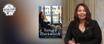 Senate as a democrat in 2016 and began representing illinois the following year. Tammy Duckworth Event