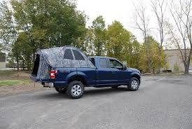 Backroadz Camo Truck Tent Compact Short Bed | CampingComfortably
