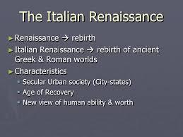 essay writing tips to italian renaissance essay