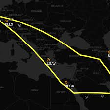 Dubai To London Which Way Is Best International Ops