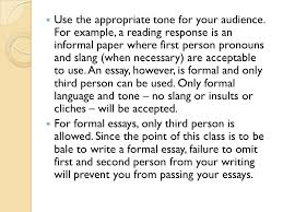 parts of an essay a review ppt video online  4 use