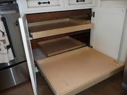 Corner Kitchen Cabinet Solutions Photo Galleries Shelfgenie Of Portland