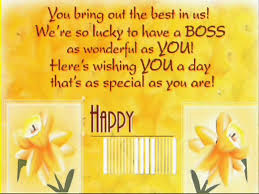 Happy Birthday Wishes Quotes For Boss From Staff With Tips In