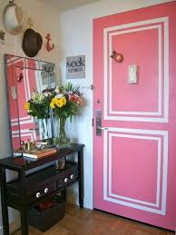 40 Creative Interior Door Decoration Ideas Personalizing Home Stunning Ideas For Decorating Apartments Painting