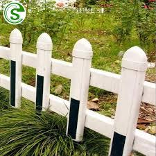 china community pvc picket fence long