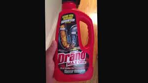 Drano Bathroom Sink How I Used Drano Youtube