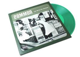 common like water for chocolate xlp deluxe reissue green white
