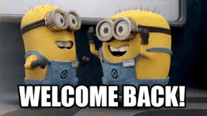 Image result for welcome back 2016