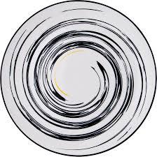 <b>Тарелка Lefard</b> Коллекция <b>Vogue</b> Черно-белое, 359-474 ...