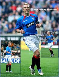 Fernando RICKSEN - League appearances. - Rangers FC