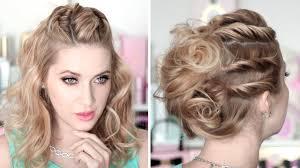 Coiffure Cheveux Mi Attach Tuto 28 Images Une Coiffure