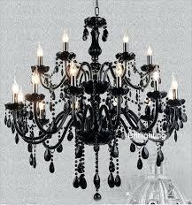 black glass chandelier black glass crystal chandelier light modern black chandeliers restaurant chandelier glass candle chandeliers crystal ball glass drop