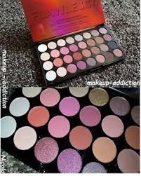 image is loading makeup revolution flawless 4 eye shadow palette eyeshadow
