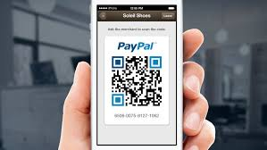 paypal offers qr codes for retail purchases