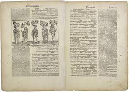 there are two types of incunabula the xylographic made from a single engraved woodblock for each page and the typographic made with movable type on a