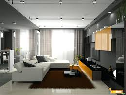 track lighting in living room.  Track Posh Track Lighting Living Room Cable Over White  Sectional Sleeper Sofa And Brown Rug Also Low In With U