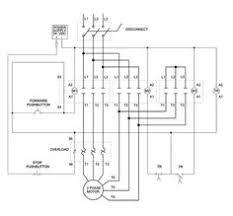 forward & reverse 3 phase ac motor control circuit diagram Potentiometer Motor Control Wiring Diagram 3 phase motor wiring diagrams non stop engineering electrical engineering, electrical wiring,