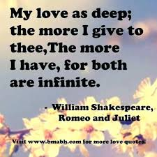 Quotes From Romeo And Juliet Magnificent Romeo And Juliet Quotes About Love Dreaded Super Romeo And Quotes