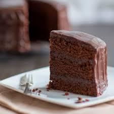 chocolate fudge cake slice. Contemporary Chocolate To Chocolate Fudge Cake Slice E