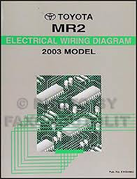 toyota mr2 wiring diagram toyota image wiring diagram 2003 toyota mr2 wiring diagram manual original on toyota mr2 wiring diagram