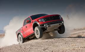 Ford F-series News: 2011 Ford F-150 SVT Raptor Info - Car and Driver