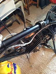 suzuki ts250 rebuild part 4 rewiring the regulator