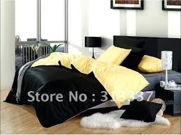 yellow and black comforter set yellow and black comforter yellow and black bedding queen bedding quilt