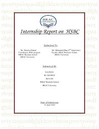 Sample Cover Letter For Report Fascinating Cover Letter Internship ...
