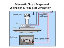 ceiling fan schematic circuit diagram of ceiling fan