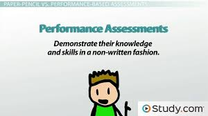 forms of assessment informal formal paper pencil performance  forms of assessment informal formal paper pencil performance assessments video lesson transcript com