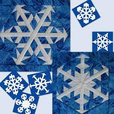 Snowflakes 5 and 6   Paper piecing, Patterns and Designers & Snowflakes 5 and 6 Adamdwight.com