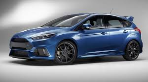 2016 Ford Focus RS goes into production | Motor1.com Photos