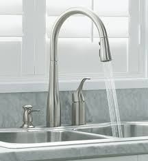 Brilliant Fine Kitchen Sink Faucet Why Kitchen Faucets Splash