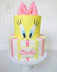 Tweety Bird Cake Designs