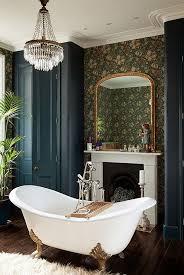 15 Luxury Bathrooms with fireplace luxury bathrooms 15 Luxury Bathrooms  with Fireplaces fireplace in the bathroom ...