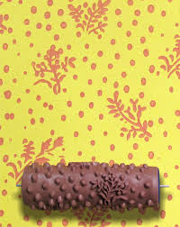 china embossed wallpaper tools for wall decoration pattern painting roller china pattern roller 6 rubber painting roller