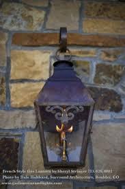 french outdoor lighting. french style gas lanterns portfolio outdoor lighting u