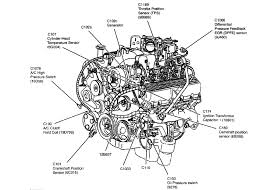 ford 5 4 l engine diagram ford wiring diagrams