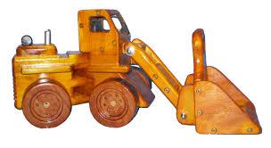 big front end loader boys toy