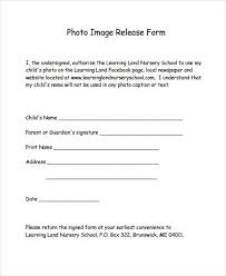 Free 8 Image Release Form Samples In Sample Example Format