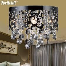 creative dining room chandelier. European Round Crystal Chandelier Led Light Creative Dining Room  Lamp Garden Living Bedroom Lighting XD3200 5 Head H