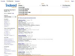 Indeed Com Resume Search Indeed Com Resume Builder Templates 3 Free
