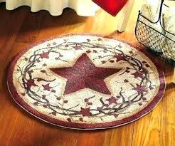 country kitchen rugs fascinating rugged simple round area rugs 9 on primitive country french country kitchen country kitchen rugs