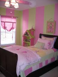 Girls Room Paint Ideas Pink And Green Paint Wall Home Design