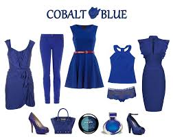 Fall Color Trend: Cobalt Blue!
