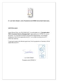 Certificado Javier Blanco Rse Y Discapacidad 29 10 17