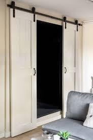 rapturous sliding double doors best double barn doors ideas on double sliding