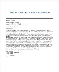 Recommendation Letter For Colleague Reference Letter For A Colleague All New Resume Examples